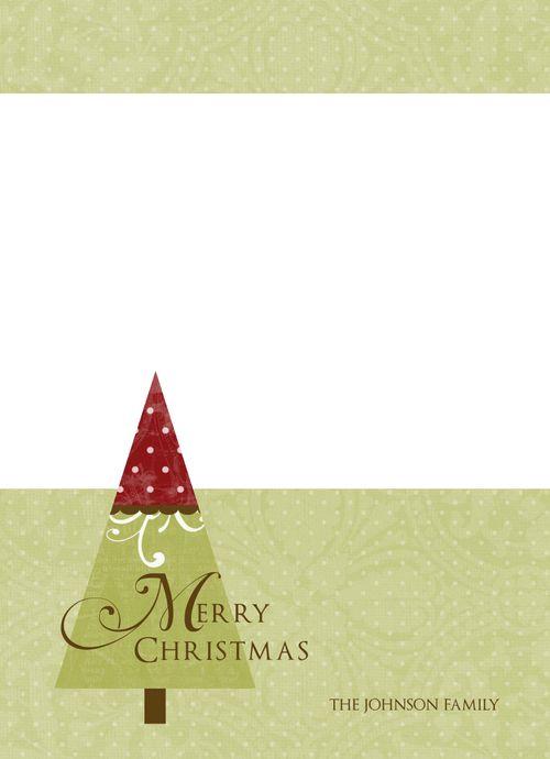 O Christmas Tree Front 1-Image
